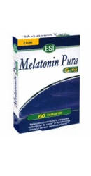 Melatonina Pura 5mg - Esi Spa
