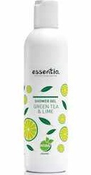 Gel dus natural cu Ceai Verde si Lime - Essentiq