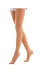 Ciorapi peste genunchi Bej - Estrade