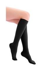 Ciorapi sub genunchi Negri - Estrade
