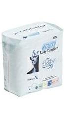 Lady Comfort Absorbante incontinenta feminina - Estrade