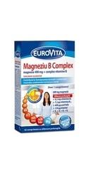 Magneziu B Complex - Eurovita