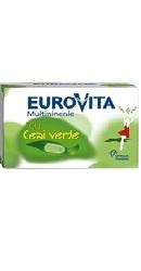 Multiminerale cu Ceai verde - Eurovita