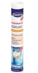 Multivital A-Z Efervescent - Eurovita