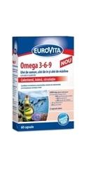 Omega 3 6 9 - Eurovita