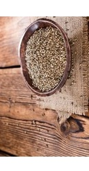 Seminte de Canepa Intregi Organice Crude - Evertrust
