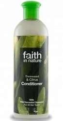 Balsam cu alge marine si citrice pentru toate tipurile de par - Faith in Nature