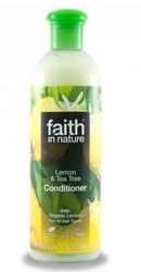 Balsam par cu lamaie si tea tree pentru toate tipurile de par - Faith in Nature