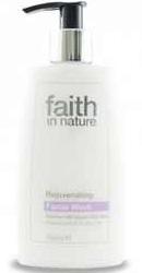 Gel de curatare a fetei cu aloe vera - Faith in Nature