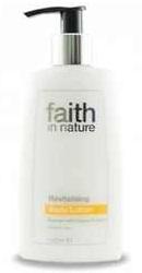 Lotiune de corp revitalizanta cu ulei de dovleac organic - Faith in Nature