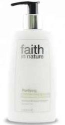 Lotiune de curatare si purificare a fetei cu rozmarin - Faith in Nature