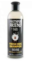Fresh Dog Sampon cu cocos pentru catei - Faith in Nature