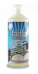 Solutie concentrata pentru masina de spalat vase - Faith in Nature