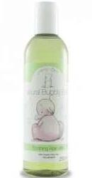 Spuma de baie hidratanta cu aloe vera pentru bebelusi - Faith in Nature