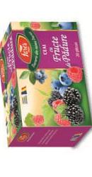 Ceai Aromfruct fructe de padure - Fares