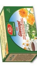 Ceai Ginosept - Fares