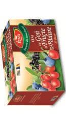 Ceai cu goji si fructe de padure - Fares