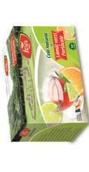 Ceai lamai verzi si portocale - Fares