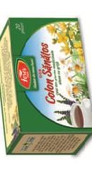 Ceai Colon Sanatos - Fares