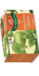 Ceai cu mere verzi si Melissa - Fares