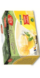Ceai verde cu lamaie si vanilie - Fares