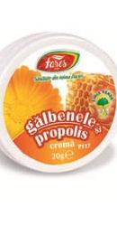 Crema Galbenele si Propolis - Fares