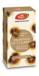 Imunitate cu 7 ciuperci - Fares