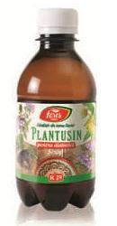 Sirop Plantusin pentru diabetici - Fares