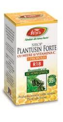 Sirop Plantusin Forte cu Propolis - Fares