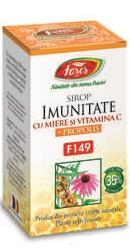 Sirop Imunitate cu miere si propolis - Fares