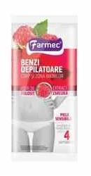 Benzi depilatoare corp si zona bikinilor - Farmec