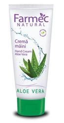 Natural Crema pentru maini cu Aloe Vera - Farmec