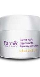 Natural  Crema soft regeneranta cu Galbenele - Farmec