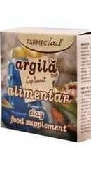Farmecvital Argila supliment alimentar - Farmec