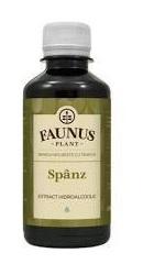 Tinctura de Spanz - Faunus Plant