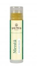 Balsam de buze cu menta - Faunus Plant