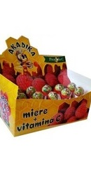 Acadele Miere si Vitamina C Akadika - Fiterman