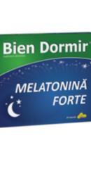Bien Dormir Melatonina Forte - Fiterman