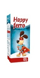Sirop Happy Ferro - Fiterman