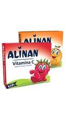 Alinan Vitamina C Kids - Fiterman