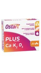 OstartPlus Ca + K2 + D3 -  Fiterman