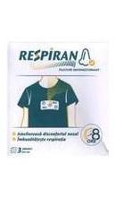 Respiran plasture decongestionant - Fiterman