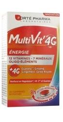 MultiVit 4G Energie - Fortepharma