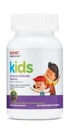 Milestonesa Kids Immune Defense Gummy Formula Copii cu aroma de Struguri - GNC