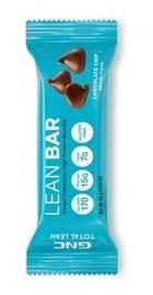 Lean Bar Baton proteic cu aroma de fulgi de Ciocolata - GNC