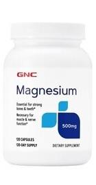 Magnesium 500 mg - GNC