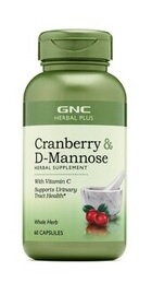 Merisor D-Manoza cu Vitamina C - GNC