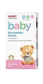 Milestonesa Baby Microbiotic Drops Picaturi - GNC
