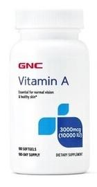 Vitamin A 3000 mcg 10000 UI - GNC