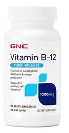 Vitamin B-12 1000 mcg – GNC